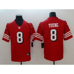 San Francisco 49ers Steve Young Jersey
